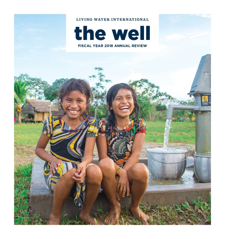 Living Water 2018-AnnualReview-Cover